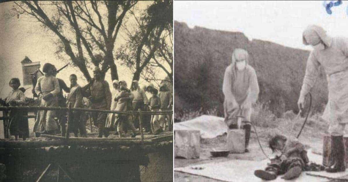 Kejahatan Perang Jepang Pada Dunia