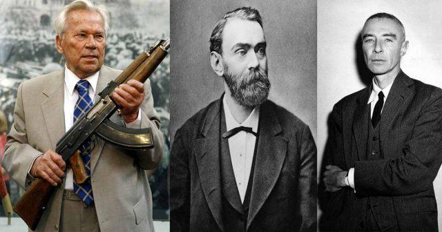 5 Ilmuwan yang Menyesal Atas Temuannya